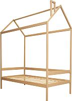 Кровать-домик Можга Р424 (бук) -