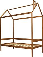 Кровать-домик Можга Р424Э (ольха эмаль) -