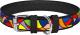 Ошейник Collar Waudog Витраж 36651 (черный) -