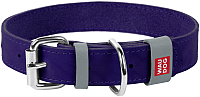 Ошейник Collar Waudog Classic 02189 (фиолетовый) -