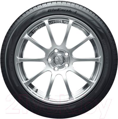 Летняя шина Yokohama BluEarth AE-50 235/45R17 97W