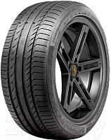Летняя шина Continental ContiSportContact 5 235/50R17 96W -
