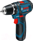 Профессиональная дрель-шуруповерт Bosch GSR 12V-15 Professional (0.601.868.109) -