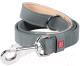 Поводок Collar Waudog Classic 081311 (серый) -