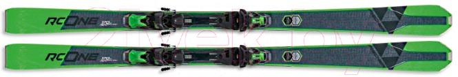 Купить Горные лыжи Fischer, Xtr Rc One X / A22319 (р.155), Китай
