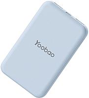 Портативное зарядное устройство Yoobao Power Bank P6w (синий) -