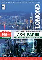 Бумага Lomond А4, 105 г/м, 250 л. / 0310641 (глянцевая двухсторонняя) -