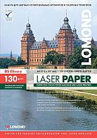 Бумага Lomond А4, 130 г/м, 250 л. / 0310141 (глянцевая двухсторонняя) -
