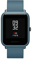 Умные часы Amazfit Bip Lite / A1915 (синий) -