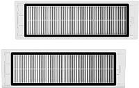 Комплект фильтров для пылесоса Xiaomi Mi Roborock Vacuum Cleaner Filter / SDLW04RR (2шт) -