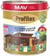 Защитно-декоративный состав MAV Profitex (1л, палисандр) -