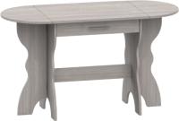 Обеденный стол Лида-Stan 2 ОСС1168 АИ06.01-114 (шимо светлый) -