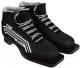 Ботинки для беговых лыж TREK Soul 4 (черный/серый, р-р 45) -