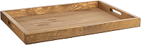 Поднос Белэкспоформ 1863.1 (коричневый) -