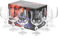 Набор бокалов для вина Bohemia Crystal Claudia 40149/340 (6шт) -