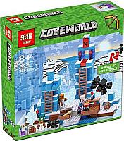 Конструктор Lepin Minecraft Ледяные шипы / 18025 -
