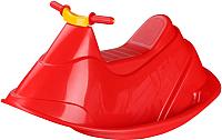 Качалка детская Альтернатива Гидроцикл / М6531 (красный) -