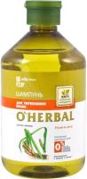 Шампунь для волос Elfa Pharm O'herbal для укрепления волос (500мл) -