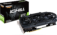 Видеокарта Inno3D GeForce RTX 2060 Super iChill X3 Ultra (C206S3-08D6X-1731VA17) -