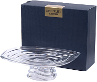Блюдо для торта Bohemia Crystalite Wave 9K7/6KF44/1/99U29/360-169 -