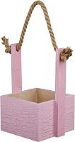 Ящик для хранения Белэкспоформ 1880 (розовый) -