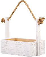 Ящик для хранения Белэкспоформ 1881 (белый) -