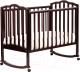 Детская кроватка Лель Жасмин АБ 19.0 (венге) -