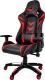 Кресло геймерское Calviano Mustang SA-R-2 (красный/черный) -