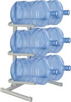 Подставка для бутылок Ecotronic Под 6 бутылей (белый) -