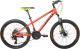 Велосипед Arena Flash 2020 / 24MT18AH01 (11, красный) -
