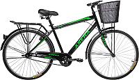 Велосипед Arena Rocky 2020 / 26MT18SM20 (черный/зеленый) -