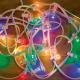 Светодиодная гирлянда Neon-Night LED Galaxy Bulb String 331-309 (10м, мультиколор) -