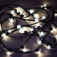 Светодиодная гирлянда Neon-Night LED Galaxy Bulb String 331-325 (10м, белый) -