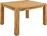 Обеденный стол Stanles Прованс 01 120x75 (дуб с воском) -
