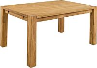 Обеденный стол Stanles Прованс 01 140x90 (дуб с воском) -