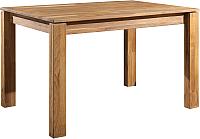 Обеденный стол Stanles Прованс 04 80x80 (дуб с воском) -