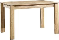 Обеденный стол Stanles Прованс 04 120x80 (отбеленный дуб) -