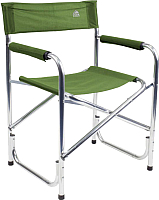Кресло складное Trek Planet Camper Alu Olive / 70631 (зеленый) -