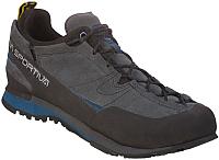 Трекинговые кроссовки La Sportiva Boulder X 838900618 (р-р 40.5, карбон/опал) -