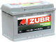 Автомобильный аккумулятор Zubr Premium New R+ (105 А/ч) -