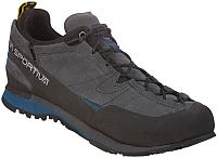 Трекинговые кроссовки La Sportiva Boulder X 838900618 (р-р 46.5, карбон/опал) -
