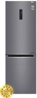 Холодильник с морозильником LG DoorCooling+ GA-B459MLSL -