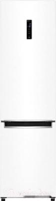 Холодильник с морозильником LG GA-B509SVHZ