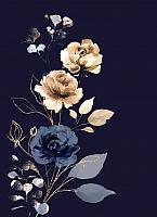Картина на стекле Orlix Кремовые цветы / GL-01822 -