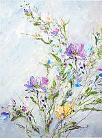 Картина Orlix Сиреневый плющ / CA-12518 -