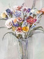 Картина Orlix Цветы в вазе / CA-12517 -