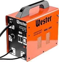 Полуавтомат сварочный Wester MIG-100 (486275) -