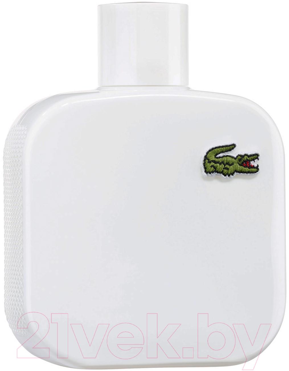 Купить Туалетная вода Lacoste, Eau De Lacoste L.12.12 Blanc (100мл), Швейцария, L.12.12 (Lacoste)