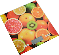 Кухонные весы Delta KCE-52 (фруктовый микс) -