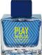 Туалетная вода Antonio Banderas Play In Blue Seduction For Men (100мл) -